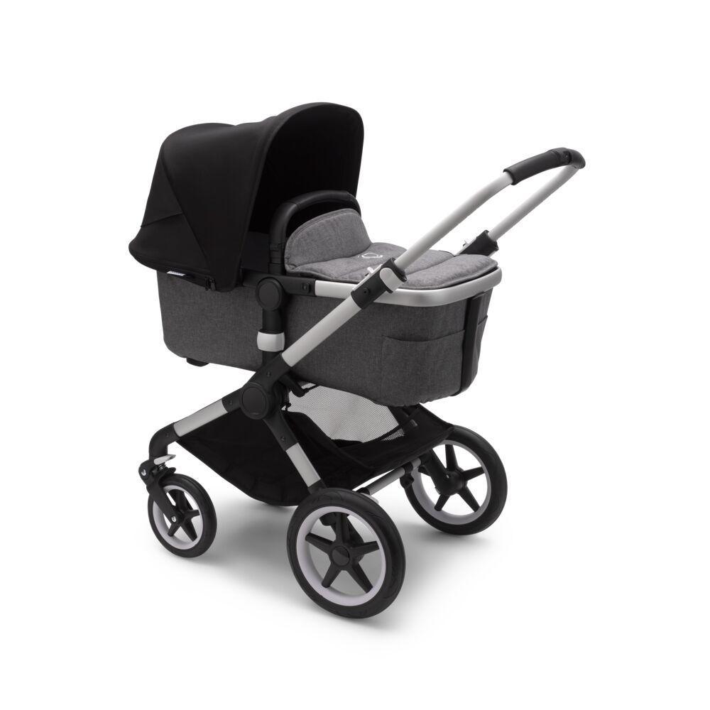 coche de bebé bugaboo fox gris