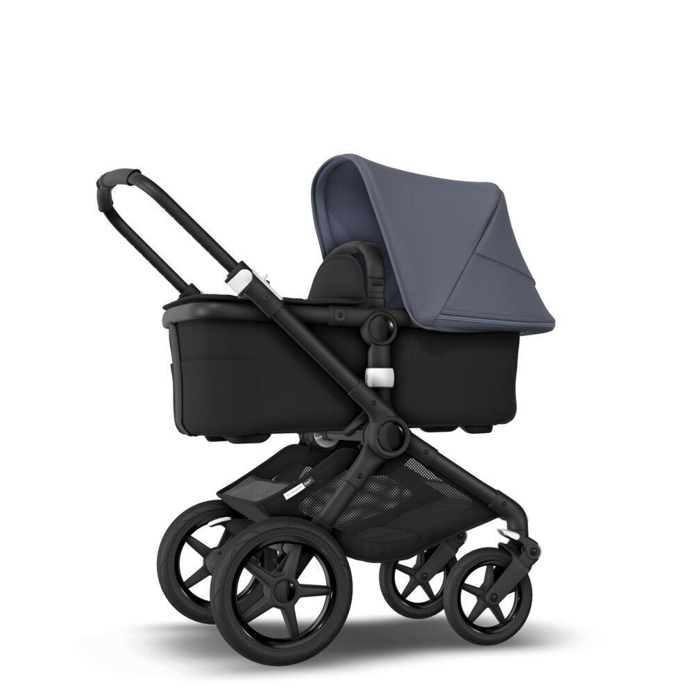 Medium JPG-Fox2_black_black_SteelBlue_bassinet_stroller