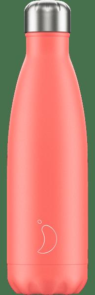 Botella termo CHILLYS pastel 260ml.