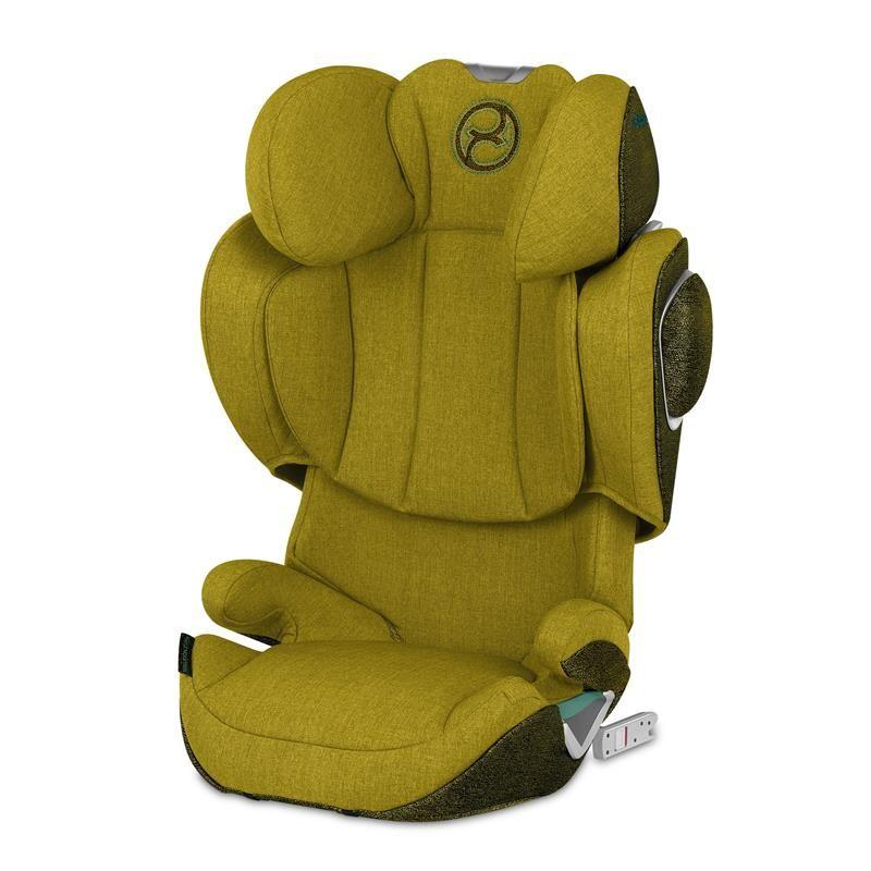 SOLUTION Z I-FIX PLUS Mustard Yellow | yellow