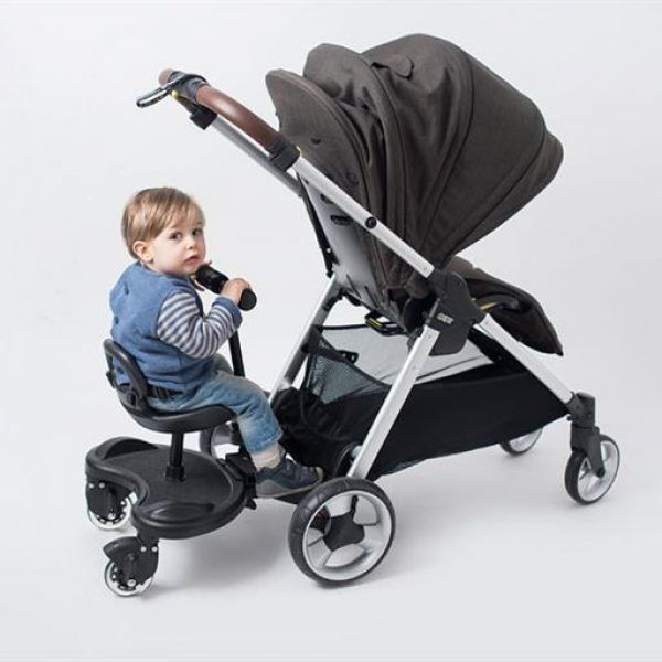 Patinete con asiento kid s scooter universal para coche.