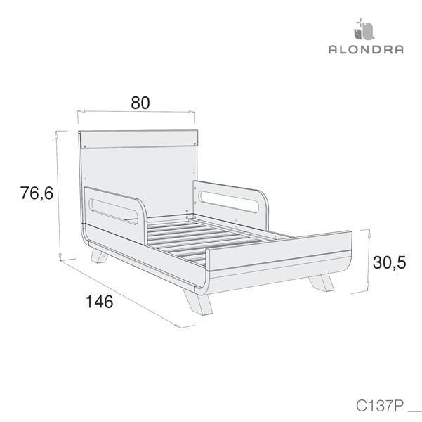 C137P-TECH-BED