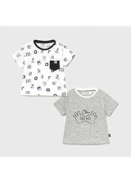 Set 2 camiseta mayoral