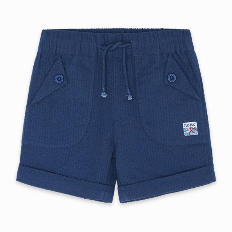 Shorts fantasy woven tuc-tuc