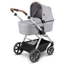 kinderwagen / stroller swing von abc design im design graphite grey
