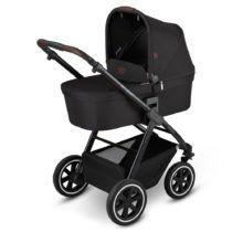 kinderwagen / stroller samba von abc design im design midnight