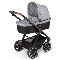 kinderwagen / stroller samba von abc design im design smaragd