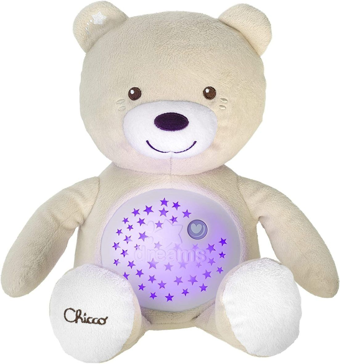 Proyector baby bear chicco