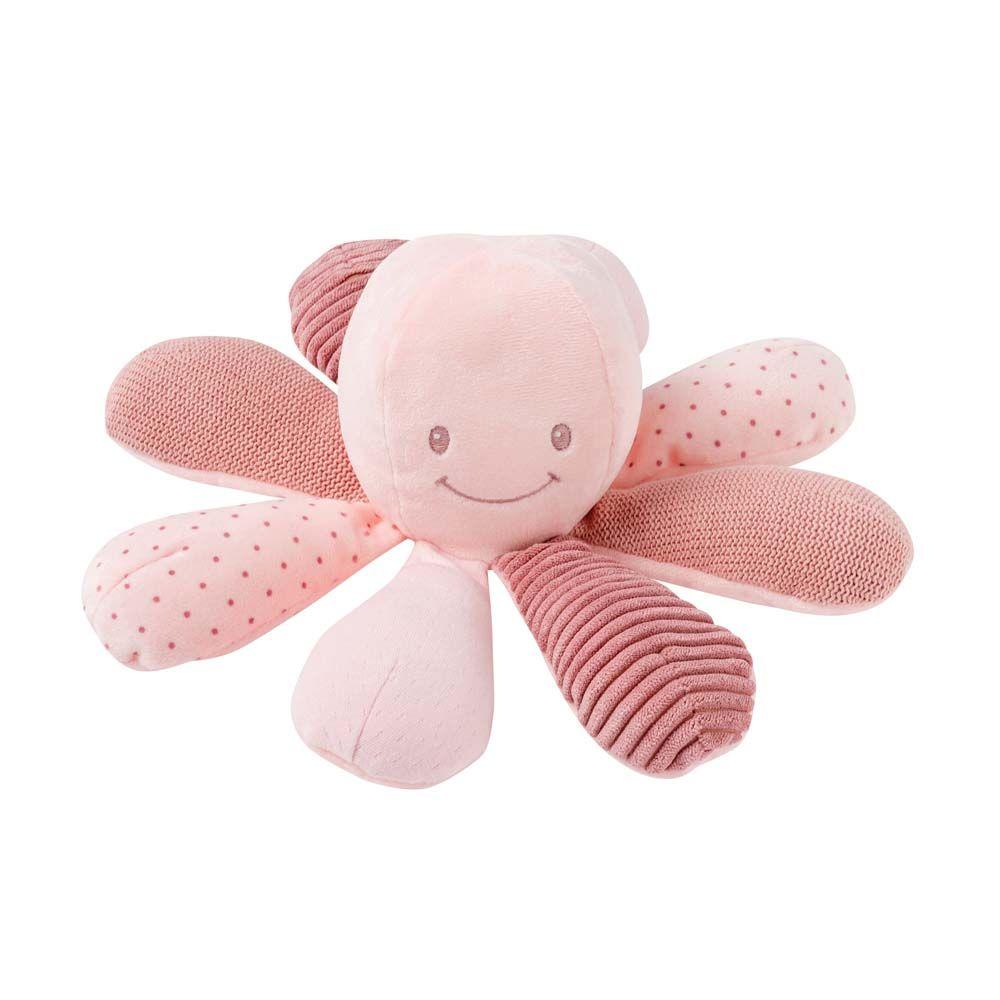 Pulpo actividades rosa nattou